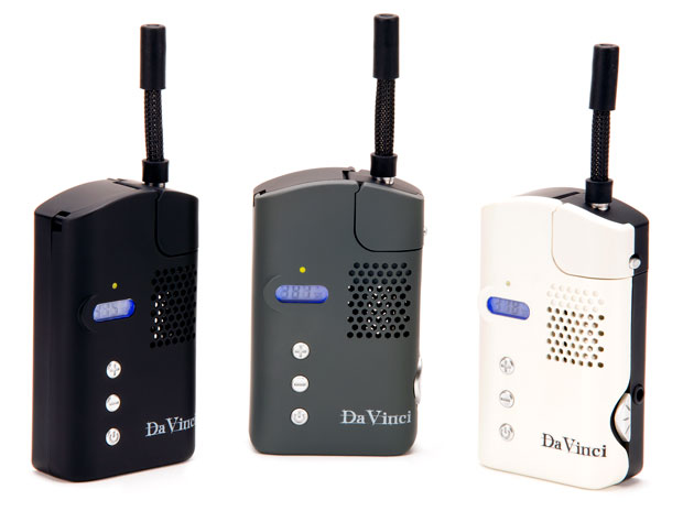 Davinci Vaporizer-post