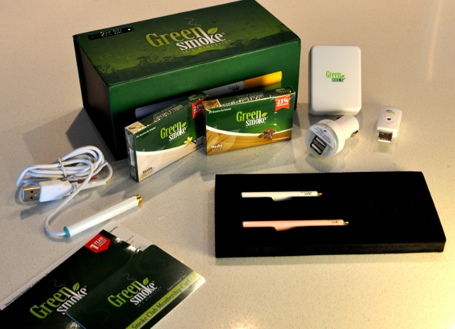 Green Smoke E-Cigarettes-post