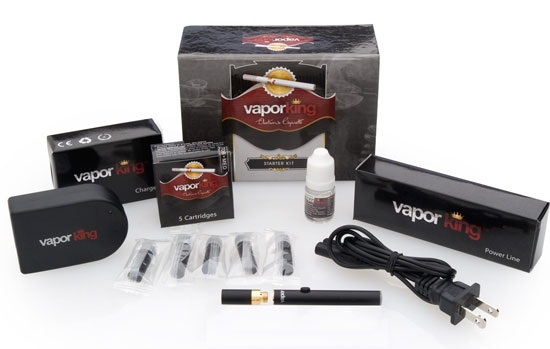 Vapor King E-Cigarette-post